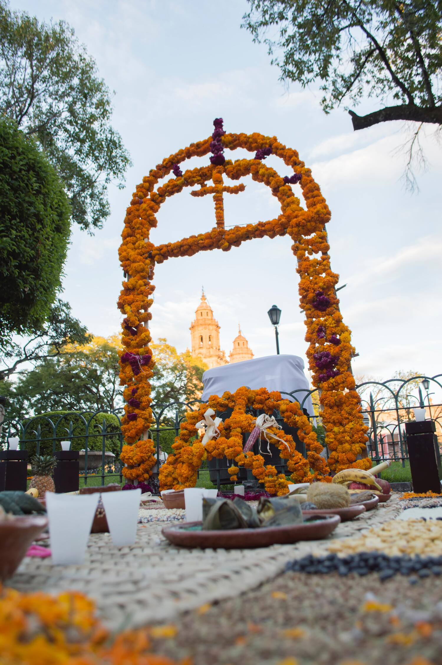 Día de los Muertos is a day to celebrate life, not death