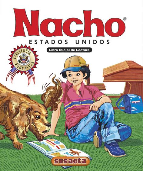 Libro Nacho Susaeta