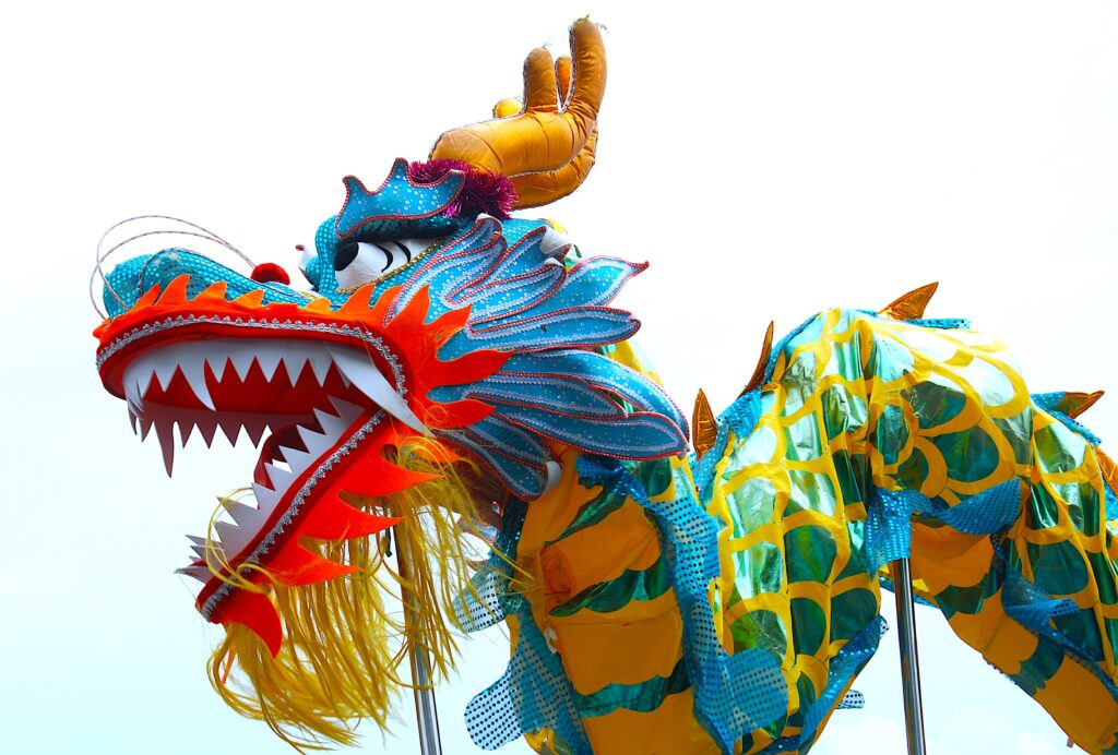 Dragons Across Cultures