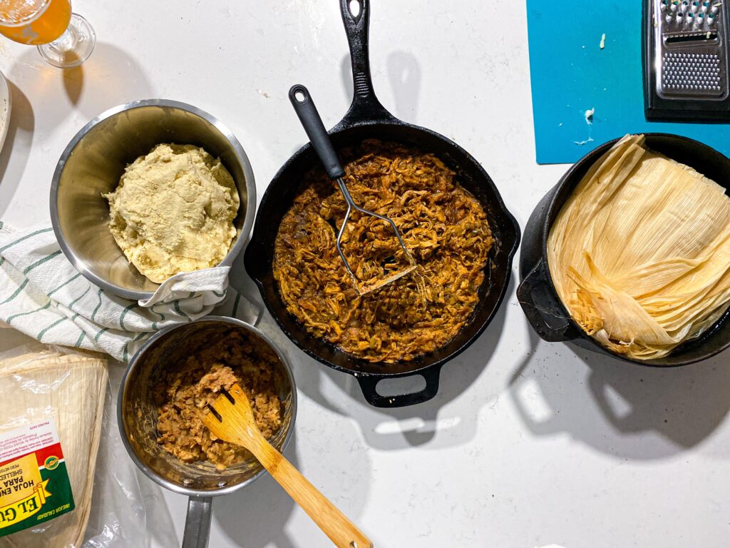 The Diversity of Tamales