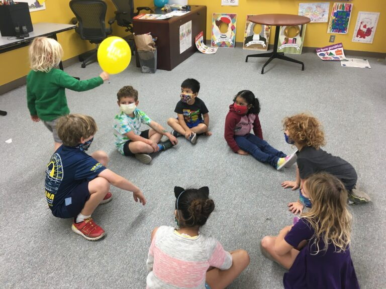 Summer Language Day Camps